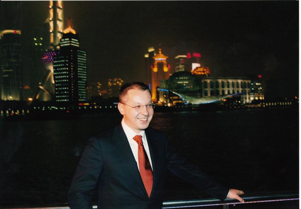 Китай 2006-2