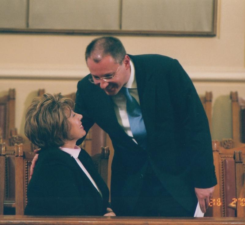 02.2007 парламентарен контрол