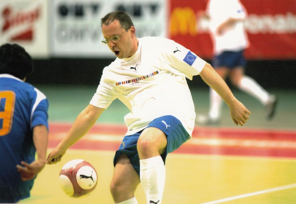 2006 Виена благотворителен мач-3