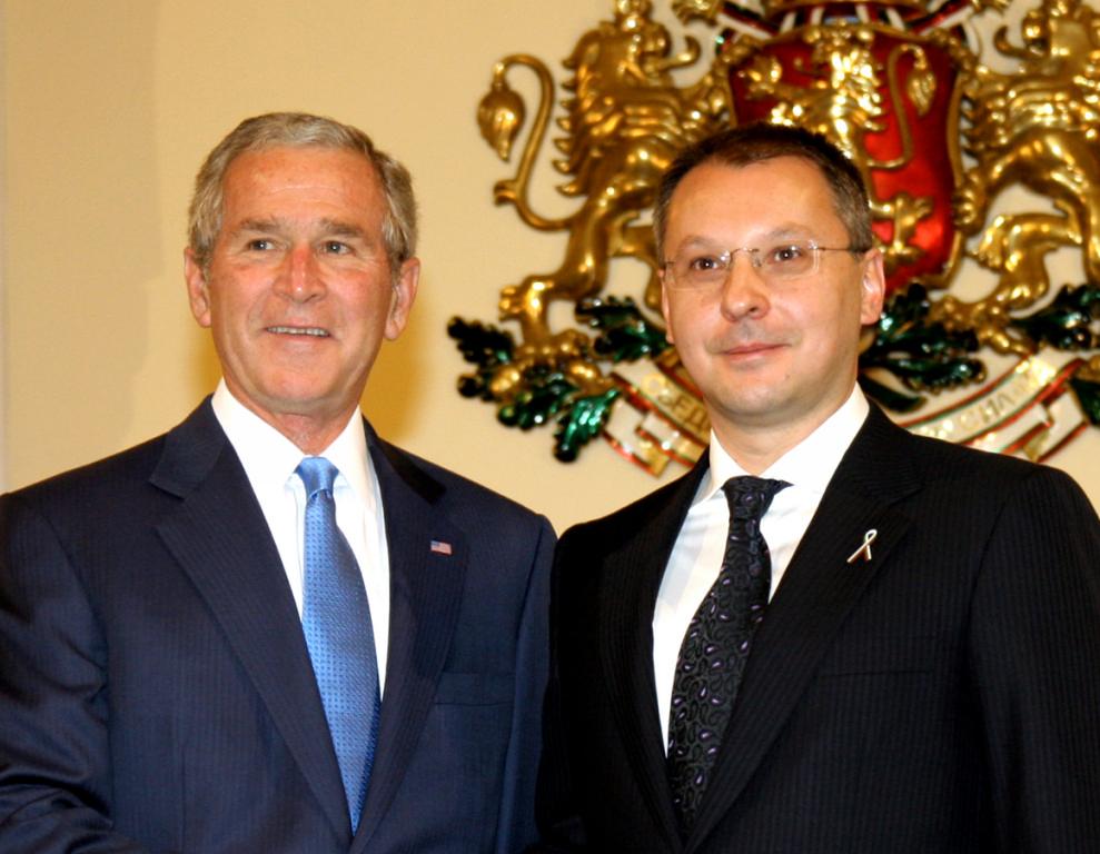 2007.06 Джордж Буш-2