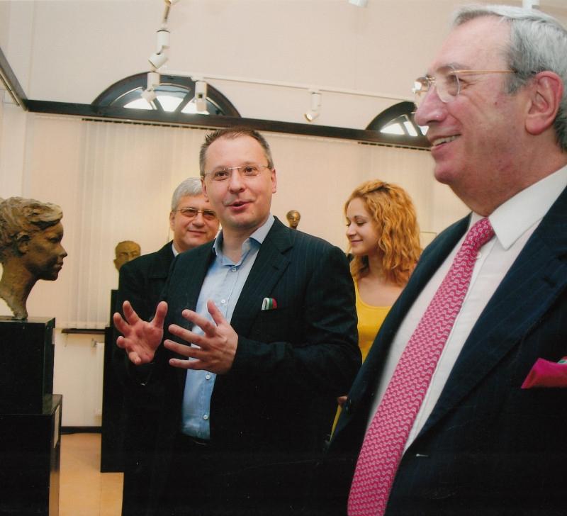 2008.05 Севлиево-Откриване художествена галерия-1
