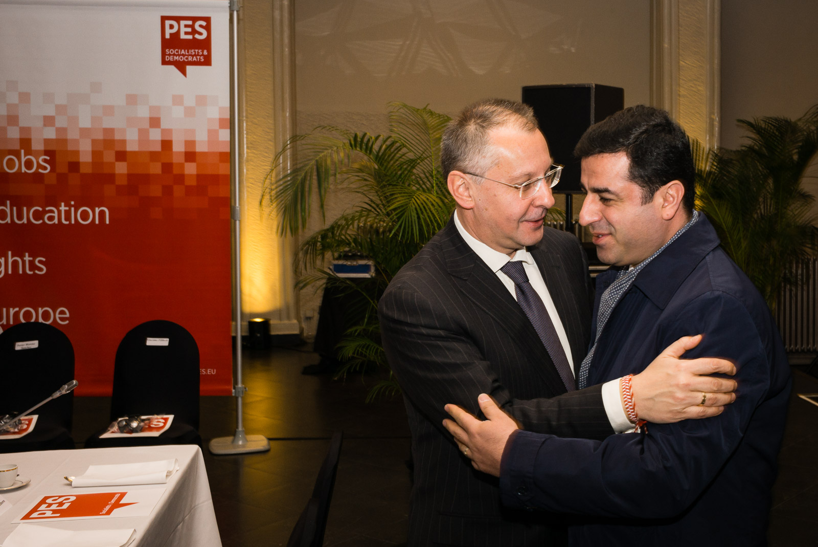 PES pre-EUcouncil meeting 7 March 2016