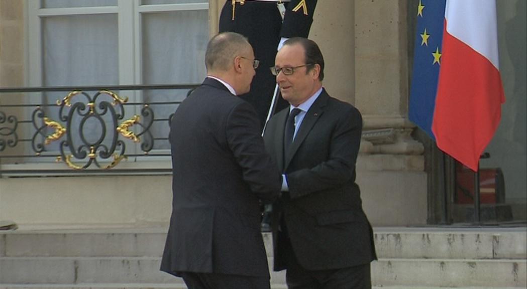 Sergei Stanishev Francois Hollande 1